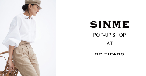 SINME POP-UP SHOP @SPITIFARO KYOTO