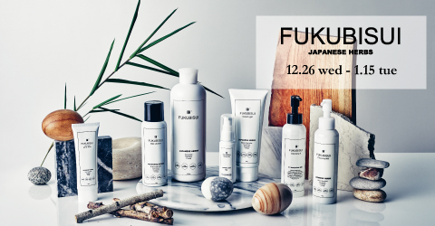 FUKUBISUI POP-UP SHOP  SPITIFARO KYOTO