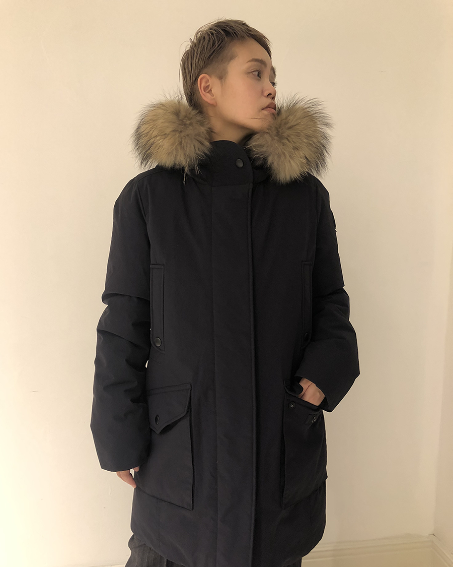 CAPE HORN / BEAGLE MURMARSKY DOWN COAT
