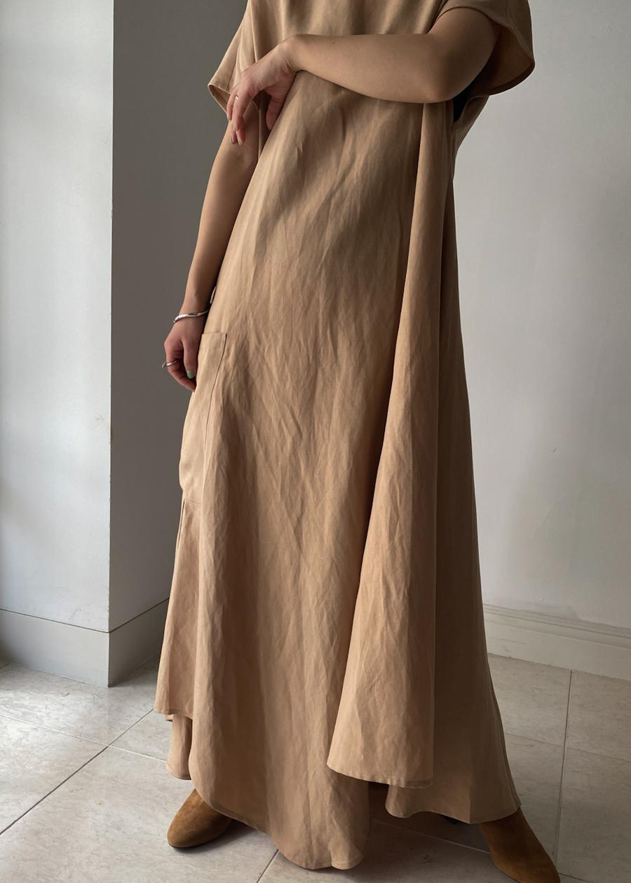 FLORENT / ASYMMETRY LONG DRESS