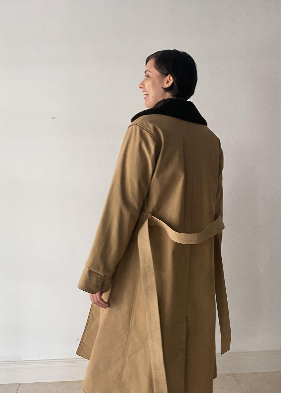 SMUK / GOWN COAT